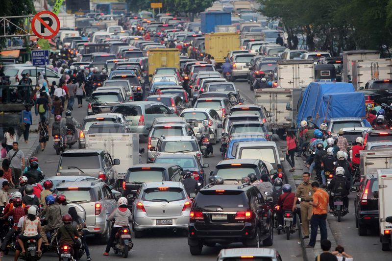 about traffic jam essay